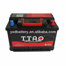 manufacture batteries for car auto batteries 12V56618