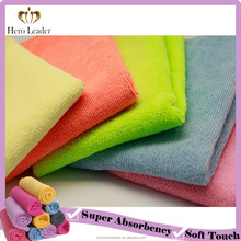 Thick super absorbent microfiber towel for car drying