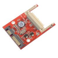 CF Compact Flash Type I/II to 2.5