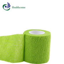 High elasticity non woven fabric roll cohesive surgical waterproof bandage