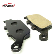 2017 Best Selling Taiwan Motorcycles Parts Disc Brake Pads