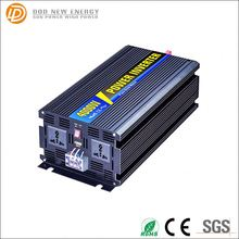 High-performance 2000w Soalr 220v to 110v ac convert dc ac power modified sine wave pure sine wave inverter