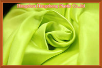 Solid color with raincoat fabric PU one time coating