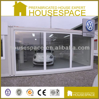 Demountable Polyurethene Panel Car Work Shop