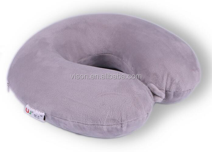 sleep neck pillow/travel neck pillow/memory foam neck pillow