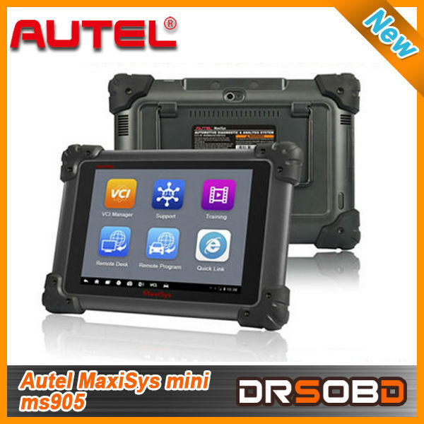 Original High Quality Autel Maxisys Auto Scanner Autel Diagnosis Machine Ms905
