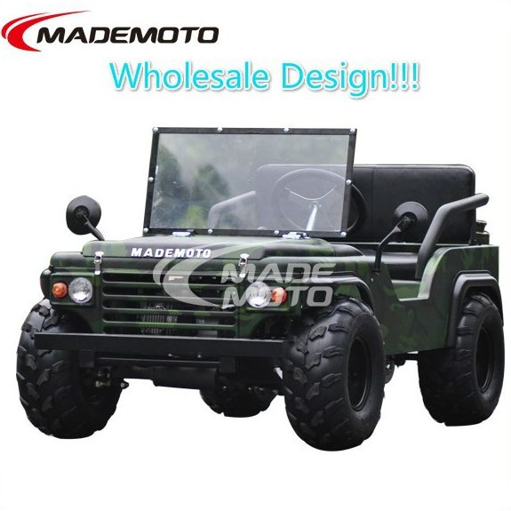 Direct Selling 150CC Mini Jeep Willys / Cheap Mini ATV with CE Certification