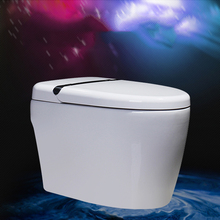 Volume supply best price automatic ceramic smart power toilets