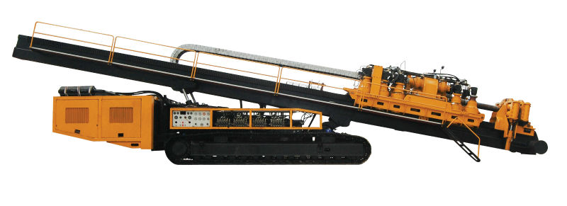 Horizontal Hydraulic Puller : Hydraulic horizontal directional drilling machine ddl