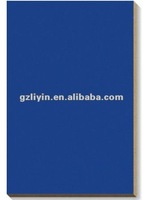 gloss UV blue melamine mdf decoration board