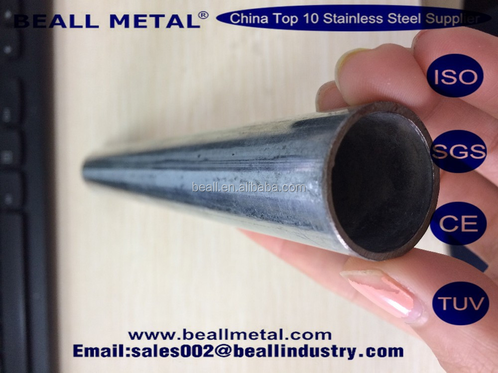GI PIPE/Hot Dipped Galvanized Tube/ Steel Pipe, Q235 Scaffolding Material