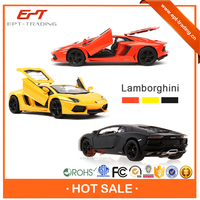 Wholesale open door free wheel diecast 1:24 model car