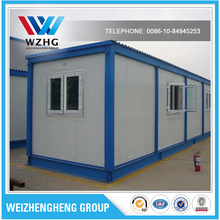 Alibaba China luxury container house container house kitchen toilet