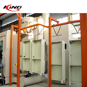 Compact Automatic Powder Coating Line for Sale