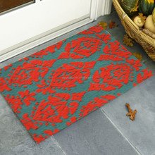 modern design popular 100% polyester anti-slip mat