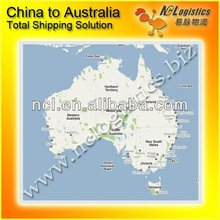 all types shipping service Guangzhou to Sydney Australia