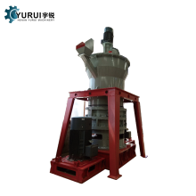 ultra fine powder grinding mill machine with high capacity and quality