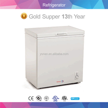 152 Litters R600a Refrigerant Chest Freezer With Lock And Key