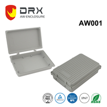 IP67 Standard Die Cast Aluminum Waterproof Enclosure For Electronics Outdoor Box Electrical, Junction Box