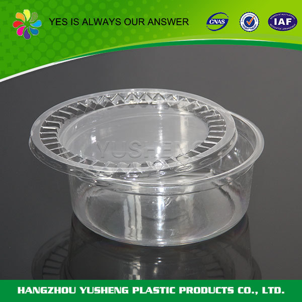 Disposable food box,transparent clear plastic food containers