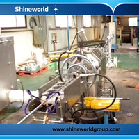 Lead Continuous Extruder Machine for wire and cable making