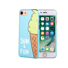 Soyan custom design UV Printing OEM ODM PC/TPU phone case for iphone 7/7+