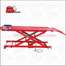 Torin Big Red 450KGS Motorcycle Hydraulic air cylinder lift table