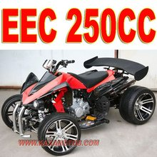 EEC 250cc ATV Four Wheel Motorcycle