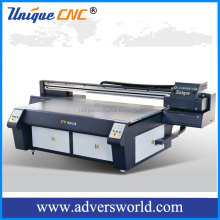 Factory Industrial fast digital glass ceramic tile plastic aluminum flatbed UV printing machine