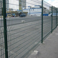 Galvanzied and PVC Coated Welded Wire Mesh Fence