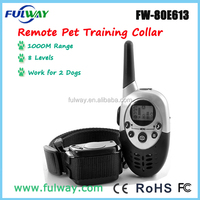 1000M Hot Amazon Remote Pet Dog Training Shock Collar For Dogs