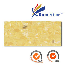 Bomeiflor Non-directional Homogeneous 2mm thickness pvc flooring