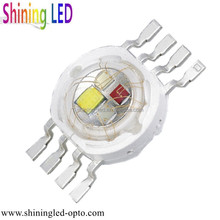 High Quality Epistar Epileds Bridgelux Chip 8 Pin 12W RGBW High Power LED PLCC8