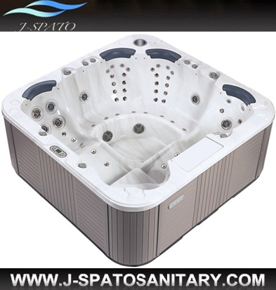 Economical Novel Plastic Small Portable Hydromassage Hot Tub