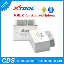 Super Oringinal Xtool iOBD2/EOBDII Code Reader MFI BT For Andriod/IOS Mobile Phone
