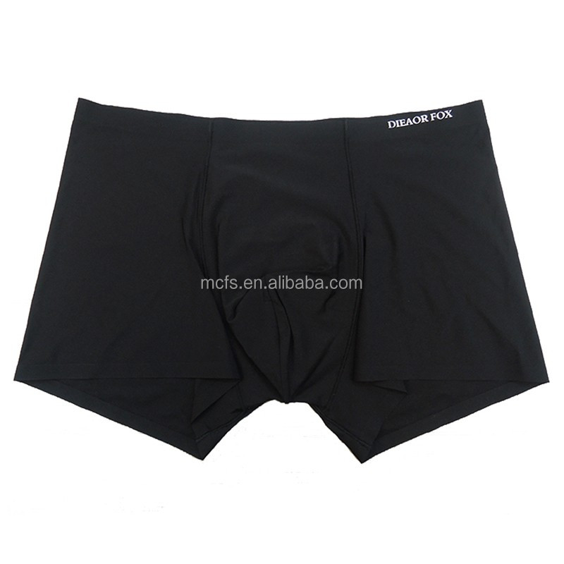 Multi colors seamless panties boxer shorts male lingerie one piece mens underwear