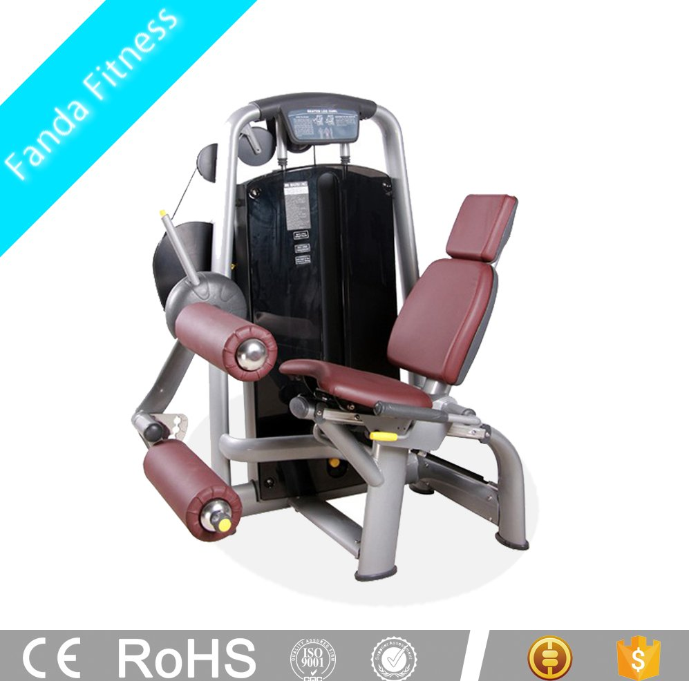 Commercial Fitness Equipment Leg Curl Machine
