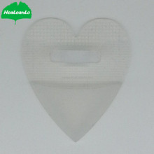 HeaLeanLo silicone heart shape wash face brush pore scrubber best sonic face brush cleanser