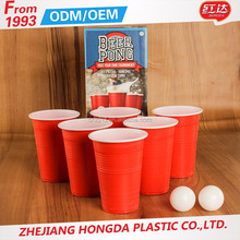 16oz solo cup , beer red cup , Beer Pong set cheap disposable cups