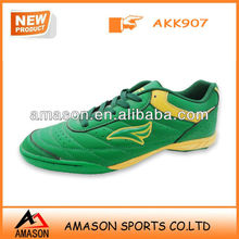 2013 new men's colorful soccer shoes