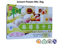 Master Chu Instant Potato Mix Powder for bakery application 3kg