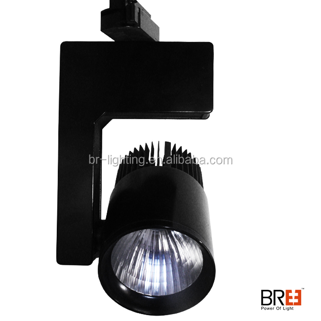 Guangzhou best seller lighting track led cob led track light 35w