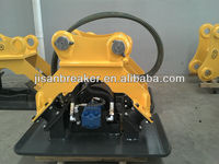 VOLVO Rubber Compactor VIBRATING Plate for DOOSAN