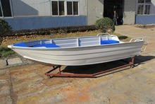 11ft explorers Aluminum fishing Boat with Great Safety