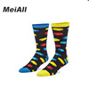 Custom Sock Manufacture Men Socks Funny
