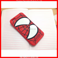 Spider-man silicone phone case ( KMS1700)