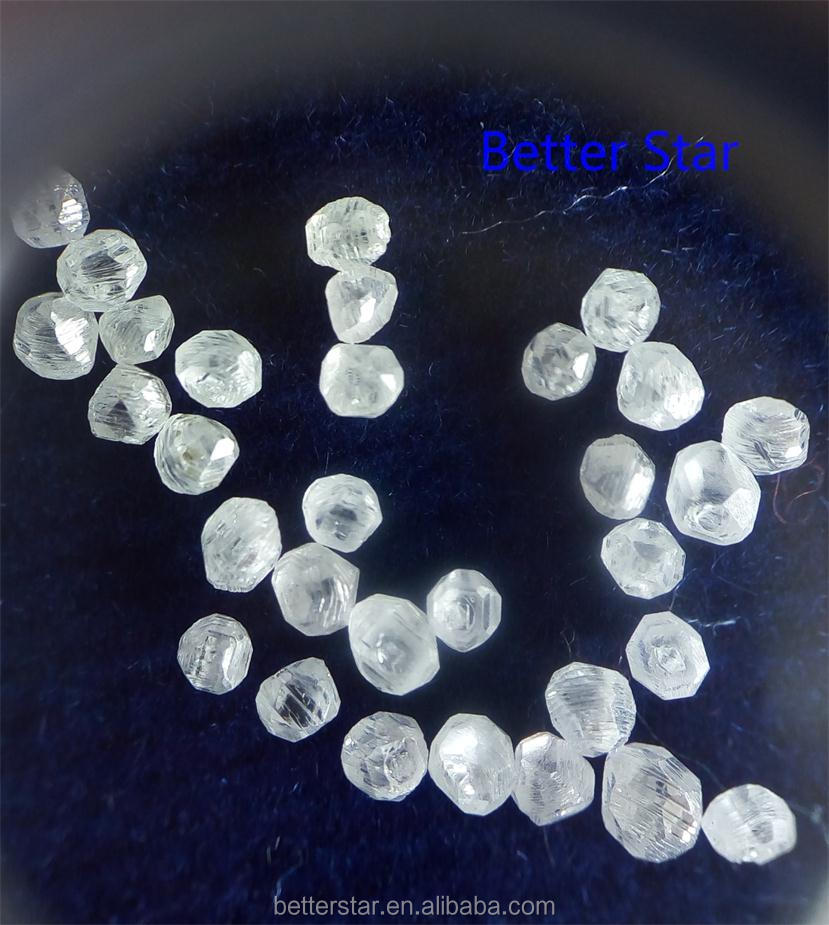 wholesale cheap rough lab-grown CVD HPHT diamond