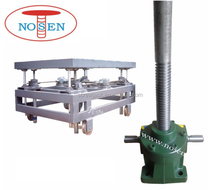 NOSEN specialty make screw jack experiment for table lifting or transmission