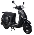 Rome I Scooter Vintage sooter 50cc Euro 4 EEC