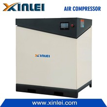 hot sale! frequency invertor screw type air compressor 20HP 15KW XLPM20A -t3